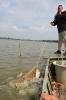 Csorja Andor halászmester munkában